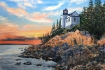 Bass Harbor Light House