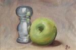 Salt and Green Apple